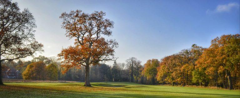 Le Woodhall Spa Golf Club ville de Woodhall Spa Lincoln en Angleterre