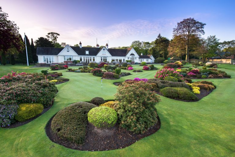 Little Aston Golf Club Club-House