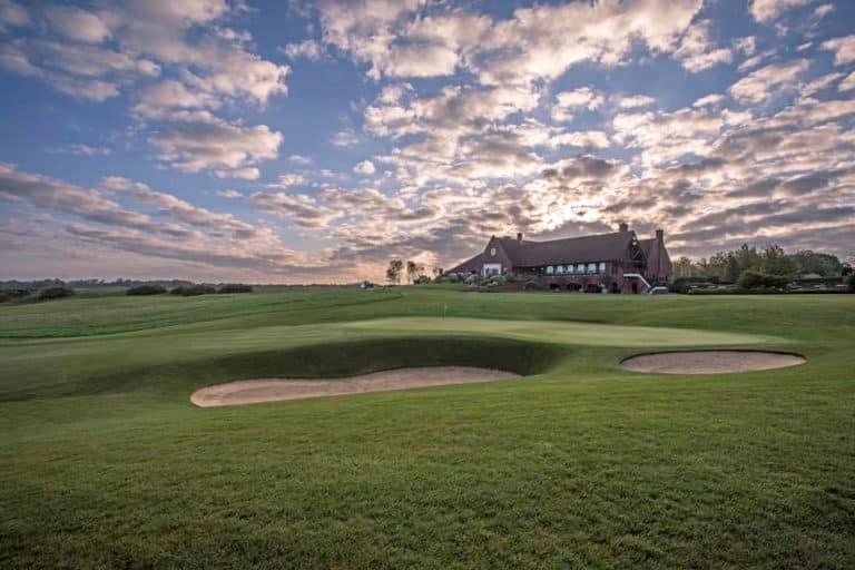 London Golf Club Club-House