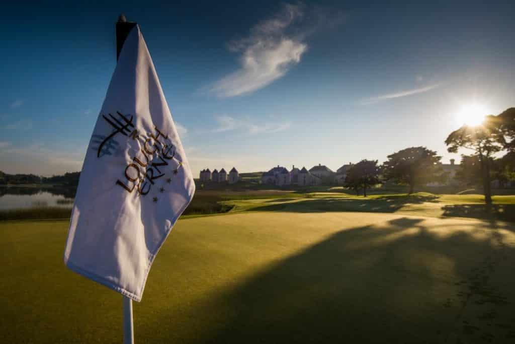 Lough Erne Resort - Faldo Championship Course jouer golf irlande