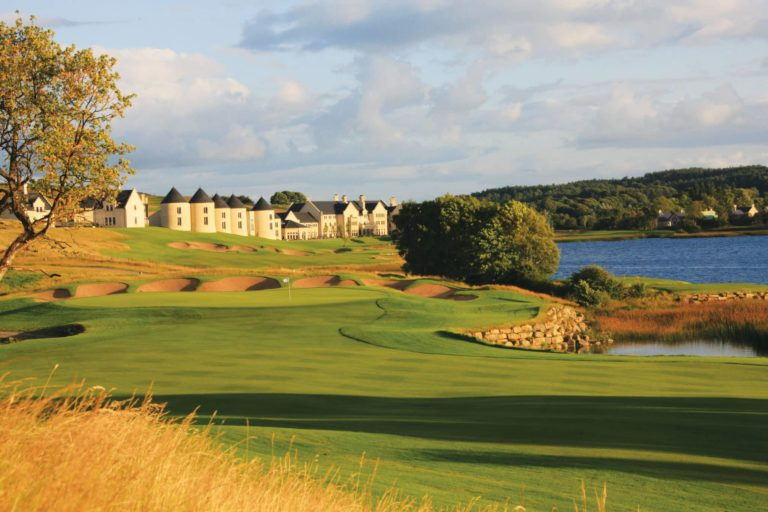 Lough Erne Resort – Faldo Championship Course