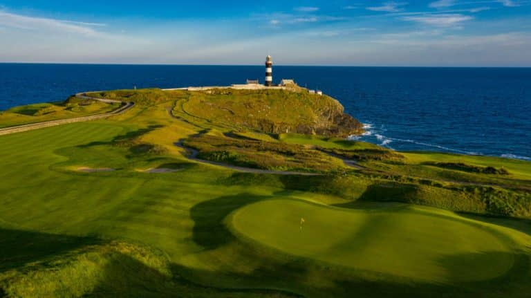 Old Head Golf Links Voyage golf irlande sejours week-end