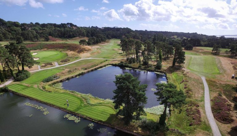 Parkstone Golf Club guide golf Angleterre Lecoingolf