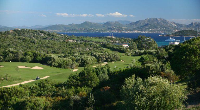 Pevero Golf Club Sardaigne Italie