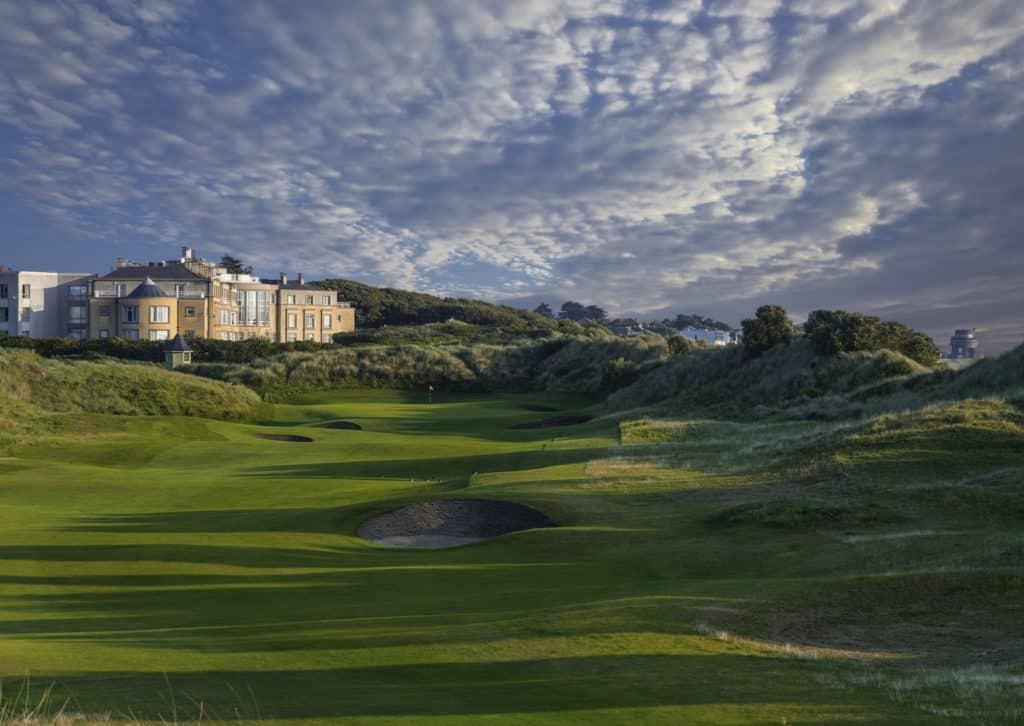 Portmarnock Hotel & Golf Links Club-House