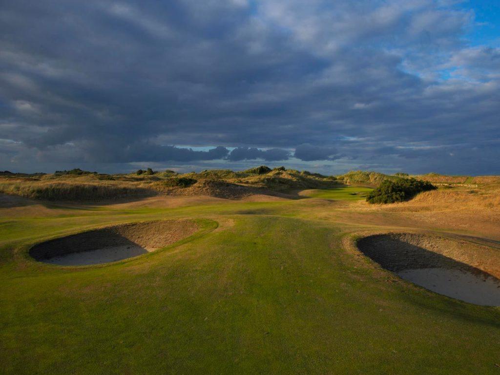 Portmarnock Hotel and Golf Links Irlande bunker trap