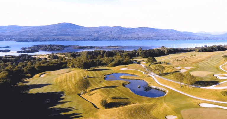 Ring of Kerry Golf and Country Club Irlande guide golf