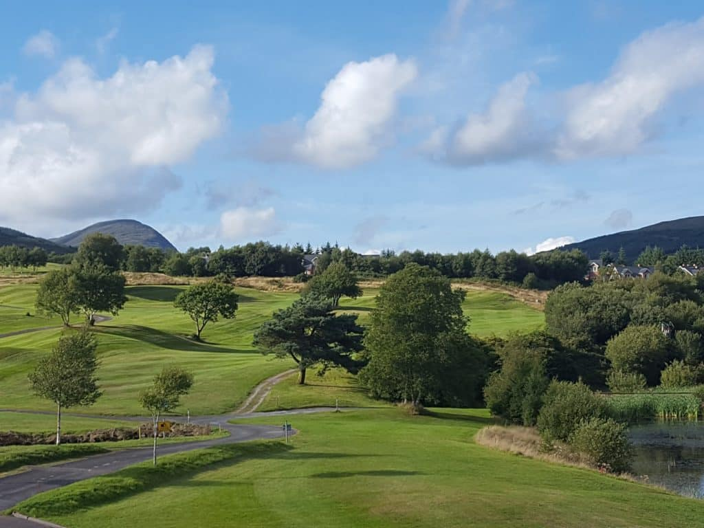 Ring of Kerry Golf and Country Club competitions de golf