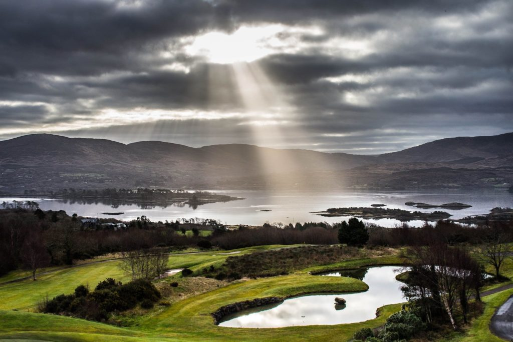 Ring of Kerry Golf and Country club jouer golf irlande