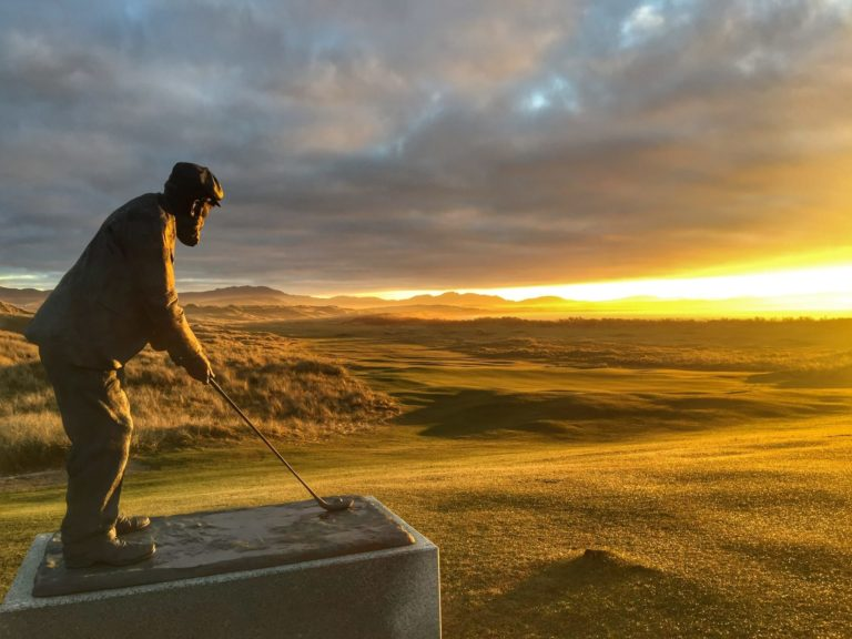 Rosapenna Hotel & Golf Resort – Old Tom Morris Links Downings, Ireland Jouer golf