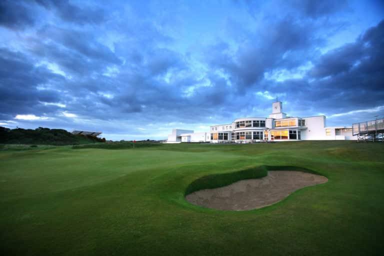 Royal Birkdale Golf Club Club House