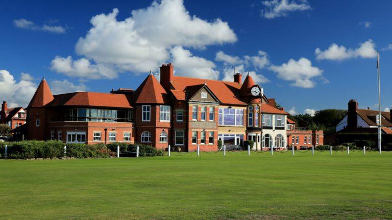 Royal Liverpool (Hoylake) Golf Club Club-House