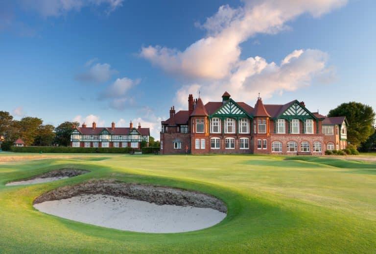Royal Lytham & St Annes Golf Club Club-House