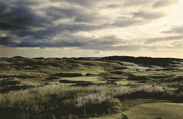 Royal Portrush Golf Club - Dunluce Course Golf Ecologique Irlande Voyage Golf
