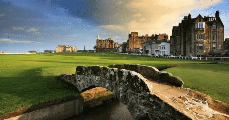 Saint Andrews Golf – Voyage golf – Vacances – Sejours – Ecosse – Lecoingolf