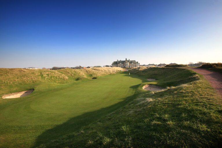 Saint Annes Old Links Golf Club Club-house