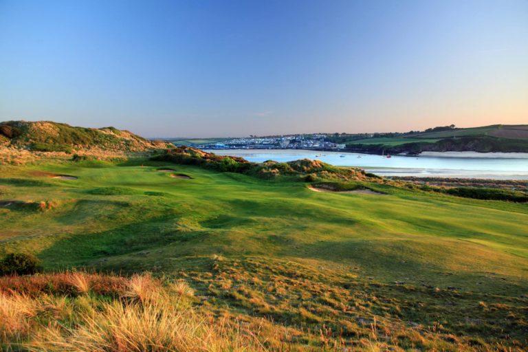 Saint Enodoc Golf Club Links 18 trous
