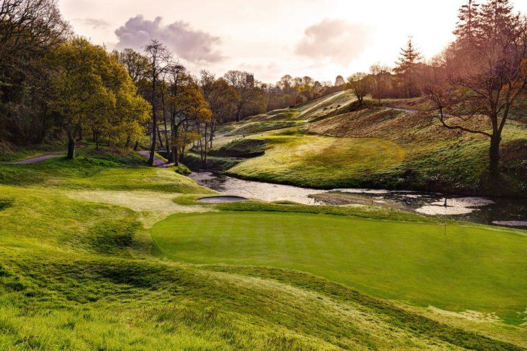 Saint Mellion Golf Club Jouer golf Angleterre vacances golf