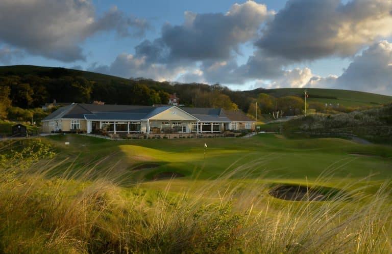 Saunton Golf Club Club-House