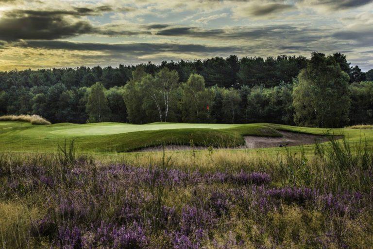 Sherwood Forest Golf Club Lecoingolf plus beau golf angleterre