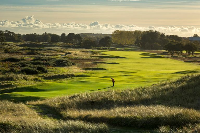 Southport and Ainsdale Golf Club Links ryder cup Angleterre