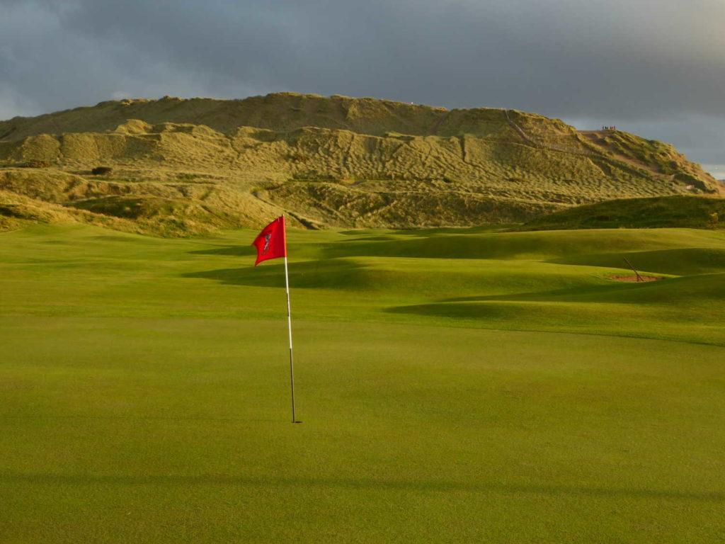 Strandhill Golf Club Voyage golf irlande