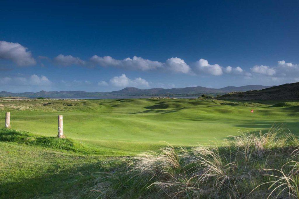 Strandhill Golf Club sejour vacances golf irlande partir jouer au goilf en irlande