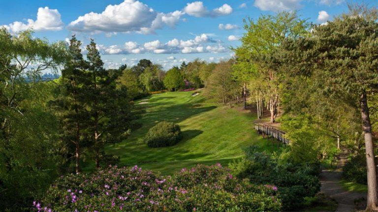 The Addington Golf Club parcours Landes Angleterre Lecoingolf