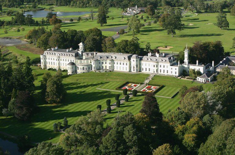The K Club Golf Resort Voyage golf irlande
