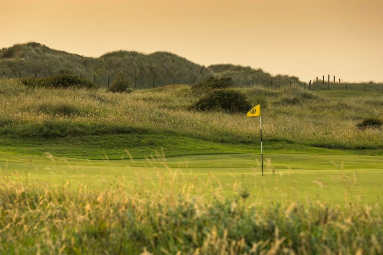 The West Lancashire Golf Club Links angleterre