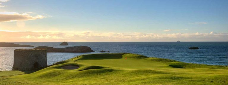 Tralee Golf Links Guide golf Irlande