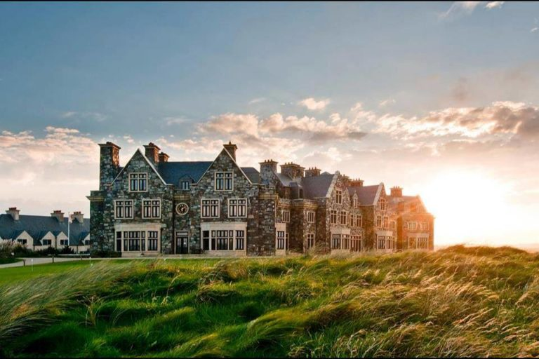 Trump International Golf Links & Hotel Doonbeg Ireland Club-House