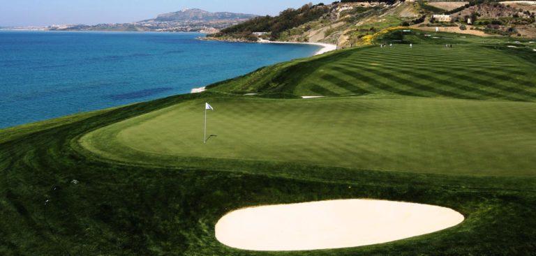 Verdura Golf Resort Jouer golf Sicile Vacances golf Sejours