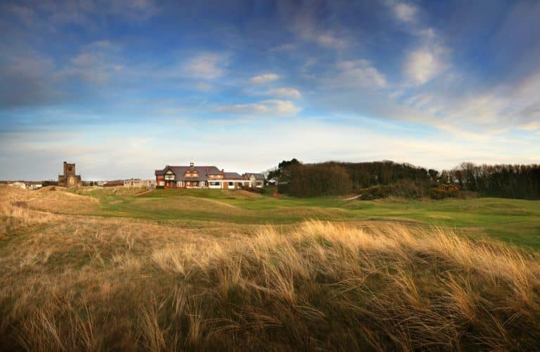 Wallasey Golf Club Links Angleterre 18 trous