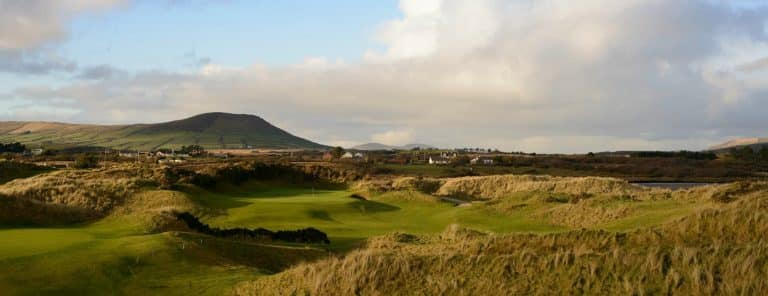 Waterville Links Golf IrlandeLinks Golf Irlande
