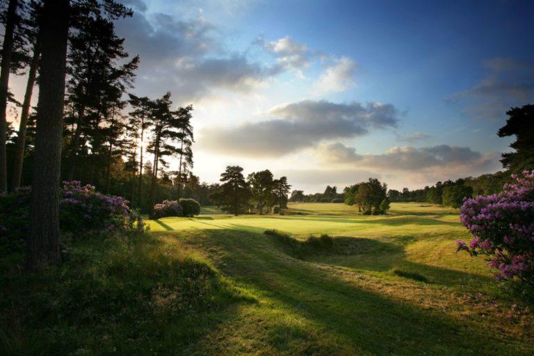 West Hill Golf Club Jouer golf angleterre