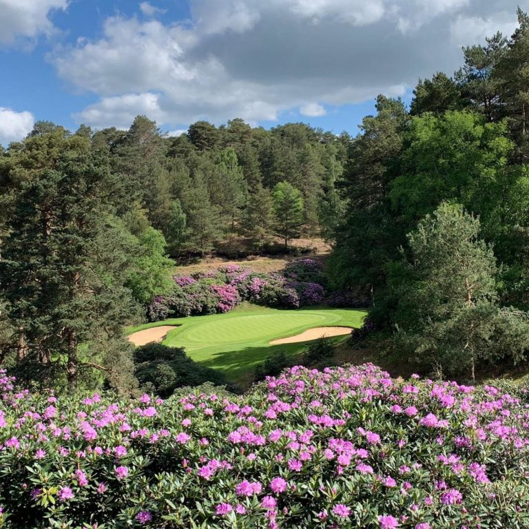 Woburn Golf Club Jouer golf Angleterre