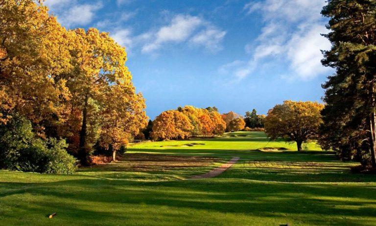 Worplesdon Golf Club 18 trous angleterre