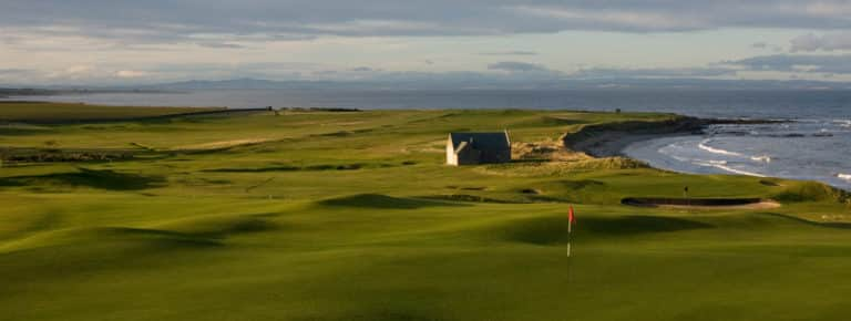 Crail Golfing Society Lecoingolf guide golfs Ecosse