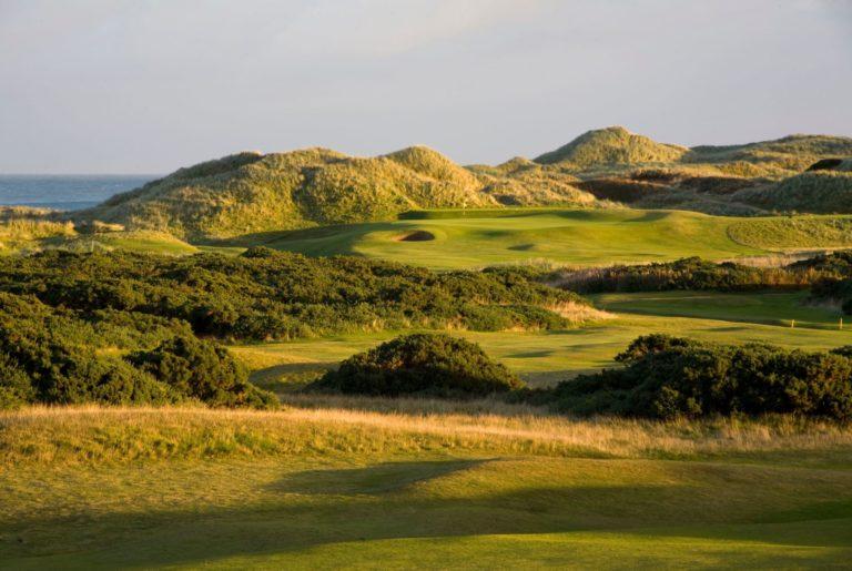 Cruden Bay Golf Club Magnifique parcours de golf