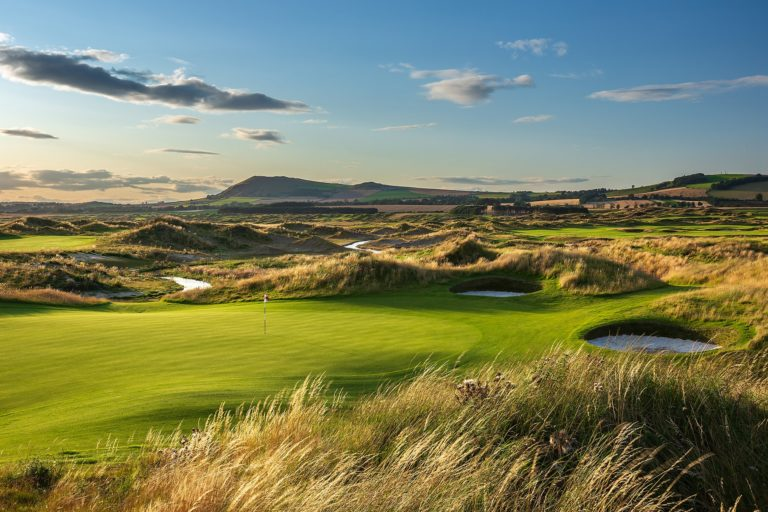 Dumbarnie Golf Links Parcours de golf ecosse