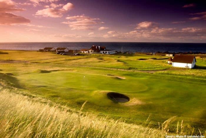 Dunbar Golf Club Parcours de golf Ecosse