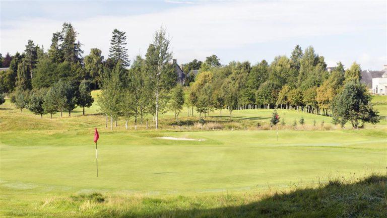 Grantown-on-Spey Golf Club Jouer golf Parcours de golf 18 trous Ecosse