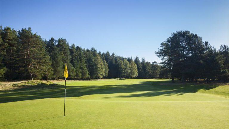 Ladybank Golf Club Jouer golf ecosse voyage Vacances