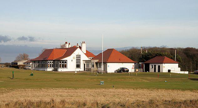 Luffness New Golf Club Ltd Club-House