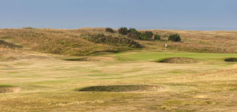 Lundin Golf Club Voyage Golf Ecosse