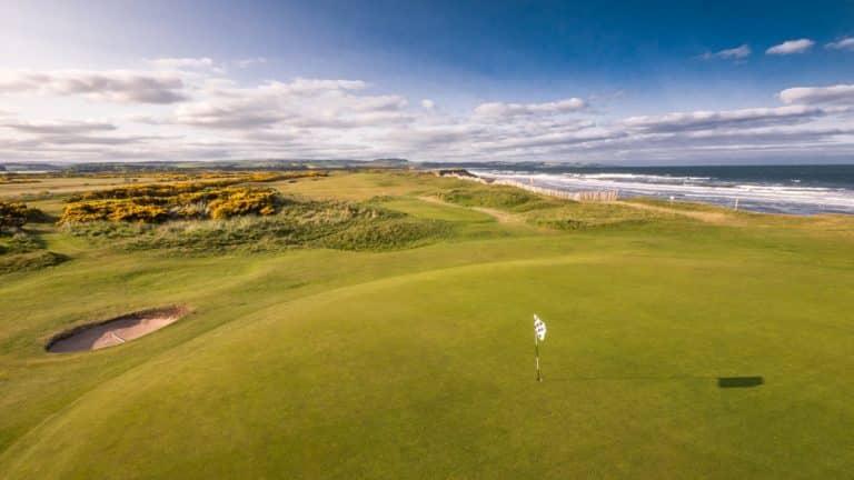 MONTROSE GOLF LINKS Vacances sejour golf Ecosse Lecoingolf