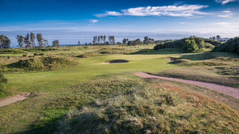 Monifieth Golf Links Voyage golf Ecosse