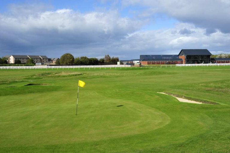 Musselburgh Links, The Old Golf Course Parcours de golf Ecosse