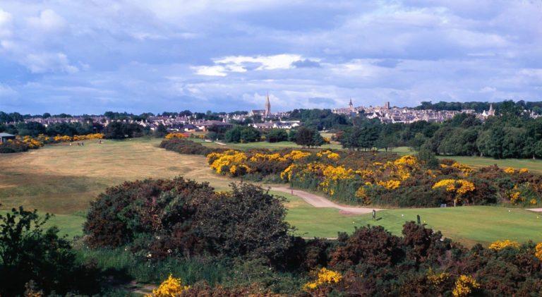 Nairn Dunbar Golf Club Voyage golf Ecosse vacances sejours Lecoingolf